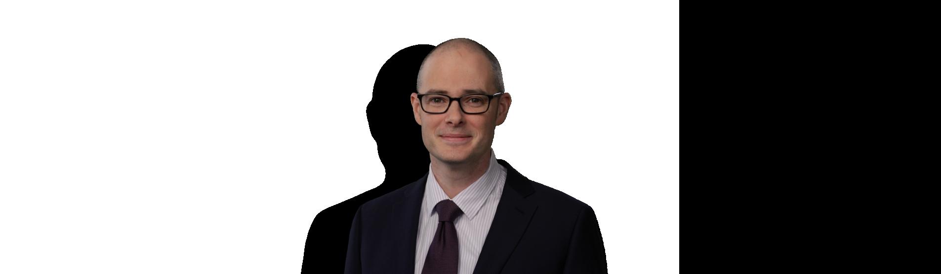Headshot of Michael T. Ghobrial